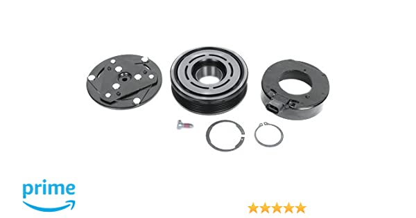 ACDelco 15-41 New A//C Clutch