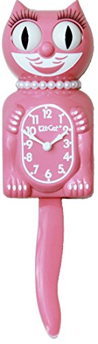 Kit Cat Klock Limited Edition Lady (Strawberry Ice)