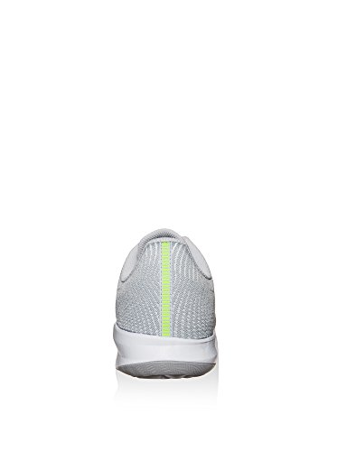 Nike 818952-102 - Zapatillas de deporte Hombre Blanco (White / Wolf Grey-Pure Platinum)