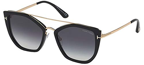 (Tom Ford - DAHLIA-02 FT 0648, metal wom)