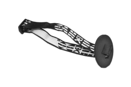 FEI 10-5325-10 Can-Do Exercise Band Premium Door Jamb Disc Anchor Strap (Pack of 10)