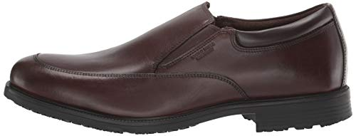 Rockport Men's Lead The Pack Slip On Loafer, Cocoa Brown, 9.5 W US by Rockport (Image #5)