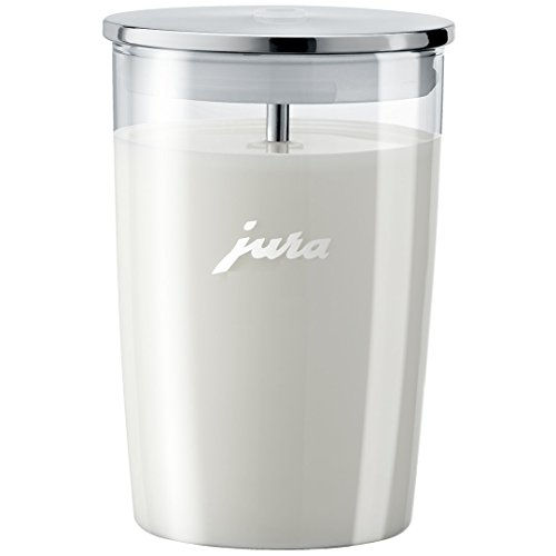 Jura 72570 Glass Milk Container, Clear (Glass Door Container compare prices)