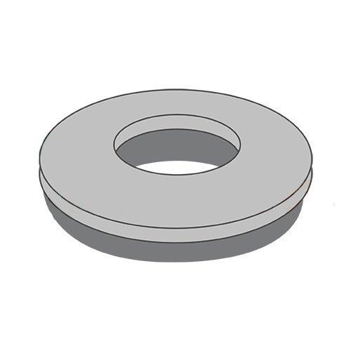 1/2 EPDM Bonded Sealing Washers/Steel/Galvanized/OD: 1 Inch (Carton: 2,000 pcs)