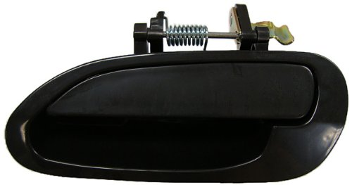 (Depo 317-50004-202 Honda Accord Rear Driver Side Exterior Door Handle)