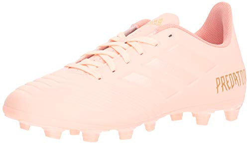 r 18.4 Firm Ground Soccer Shoe Clear Orange/Trace Pink, 10.5 M US ()