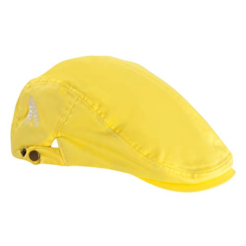 Royal & Awesome YOLO Yellow Unisex Golf Hats -