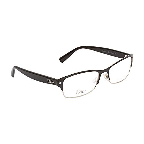 DIOR Eyeglasses 3772 0C4T Black Palladium 54MM