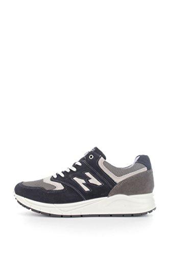 Igi&Co 5711600 Sneakers Uomo Blue Scuro/Grigio 40