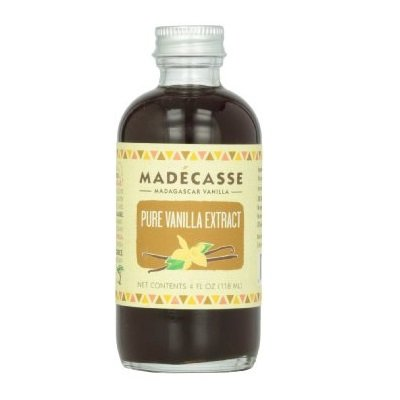 Madecasse Pure Vanilla Extract, 4 Ounce -- 12 per case. by Madecasse