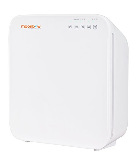 Moonbow AP-A8506UIA 55-Watt Air Purifier (White)  (With 1 Yr Extended Warranty)
