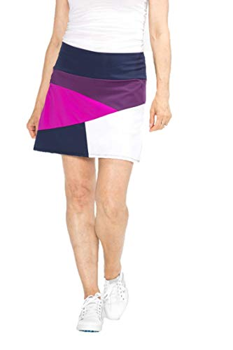 Fabric Squad Mod (Mod Squad Women's Ultra Breathable Slimming Athletic Fashion Skort, Navy XL)