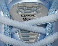 Reebok Femmes Dmx Mega (bleu Clair / Acier)