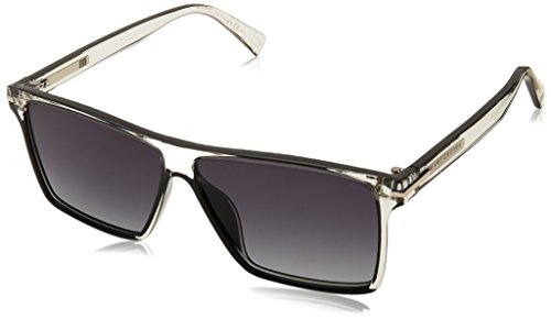 - Marc Jacobs Men's Marc222s Rectangular Sunglasses, CRYS BLCK, 58 mm