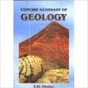 Book Concise Glossary of Geology