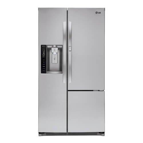 Amazon.com: LG LSXS26366S - refrigerador no empotrado ...