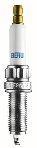 Bujía Beru Ultra Plus Titan upt2, 4 unidades (equivalente a uxt1 uxt3 uxt5): Amazon.es: Coche y moto