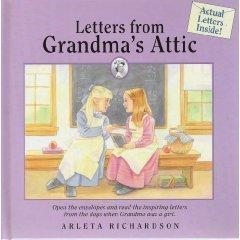 Letters from Grandma's Attic