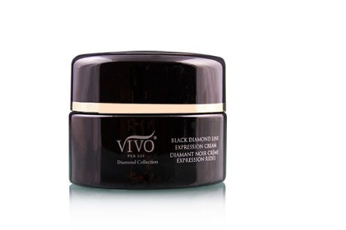 Diamond Black Collection (Vivo Per Lei Black Diamond Collection (Black Diamond Line Expression Cream))