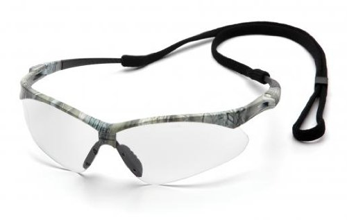 Pyramex Safety PMXTREME Eyewear, Camo Frame with