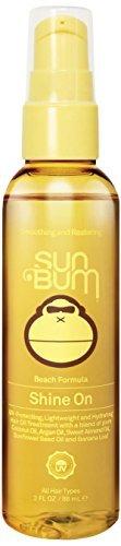 Sun Bum Beach Formula Shine On