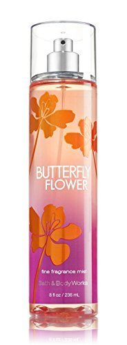 (Bath and Body Works Fine Fragrance Mist 8fl.oz/236ml Butterfly Flower)