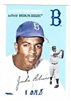 Jackie Robinson baseball card (Brooklyn Dodgers) 2012 Topps Archives #39