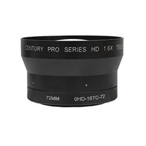Century Optics 1.6 X HD tele-converter、72 mmスレッド   B01GFCJUP2