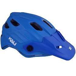 Kali Protectives Maya Enduro Accessory Mount Helmet Duo Matte Blue/White, -