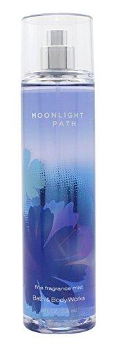 Bath & Body Works Fine Fragrance Mist for Women, Moonlight Path, 8 Ounce