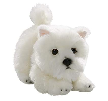 Amazon Com Carl Dick Westie West Highland Terrier 9 Inches 23cm