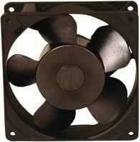 NMB TECHNOLOGIES 4715FS-12T-B30-D00 AXIAL FAN 115VAC 180mA 119MM