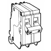 Cutler Hammer CH215 Circuit Breaker, 2-Pole (Cutler Hammer Electric)