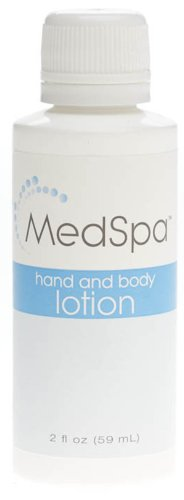 Medline MSC095001 MedSpa Hand and Body Lotion, 2 oz (Pack of 96) ()
