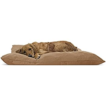 Amazon.com : FurHaven Pet Dog Bed | Oxford & Terry Pillow