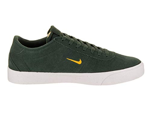 midnight Green Multicolore 001 yellow Ochre Basses white Homme Nike Sneakers Bruin Sb Zoom fYxfn680R