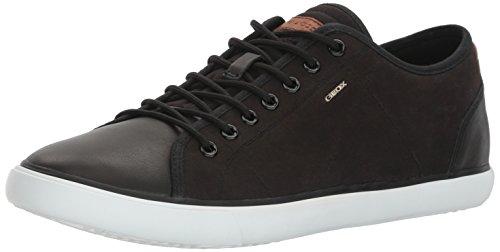 Geox Heren M Smart 73 Fashion Sneaker Zwart