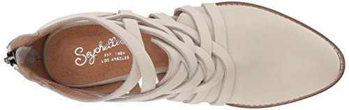 So Boot Seychelles Blue Women's Ankle White vIv58q