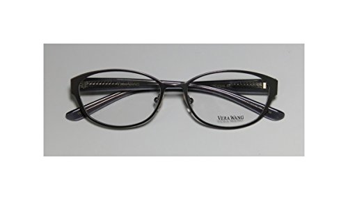 Vera Wang Lunettes V306Slate 53MM