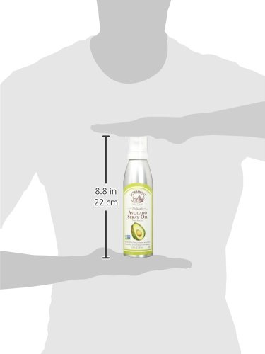 La Tourangelle Avocado Oil Spray 5 Fl. Oz, All-Natural, Artisanal, Great for Salads, Fruit, Fish or Vegetables, Great Buttery Flavor by La Tourangelle (Image #3)