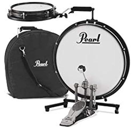 Pearl Compact Traveler - Batería de viaje + funda: Amazon.es: Instrumentos musicales