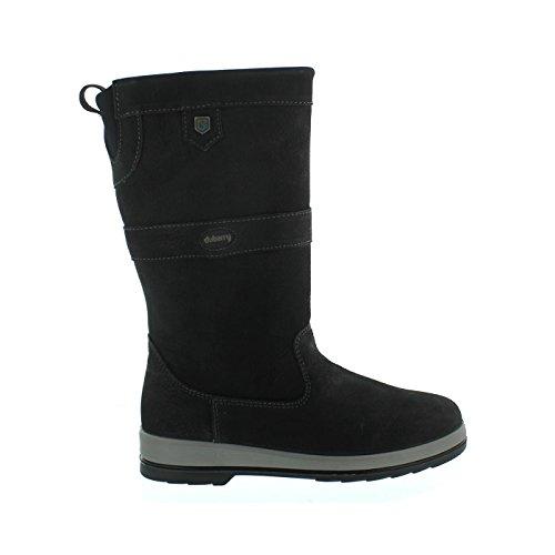 Black Ultima Gore 2017 Sailing Boots 3857 Leather tex Dubarry nB0Hx