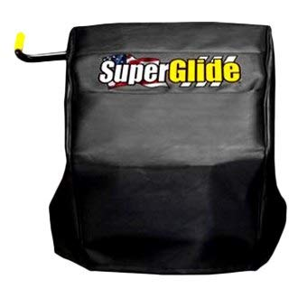 - PullRite 2312 ISR Series SuperGlide Hitch Cover - #2300 HD