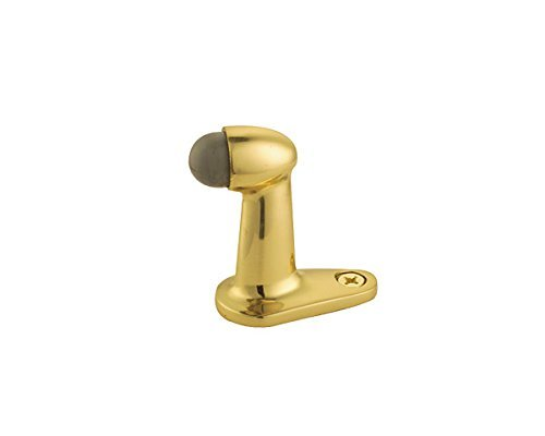 Emtek 2253 Goose Style Door Stop 12 finish options (Unlacquered Brass (US3NL))