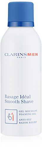 Price comparison product image ClarinsMen Smooth Shave Foaming Gel 150ml