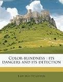 Color-Blindness, B. Joy Jeffries, 1149316586