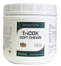TRPTriCOX Mini Soft Chews 120 ct