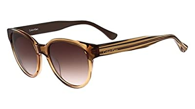 Calvin Klein Platinum CK4289S Sunglasses 201 Brown