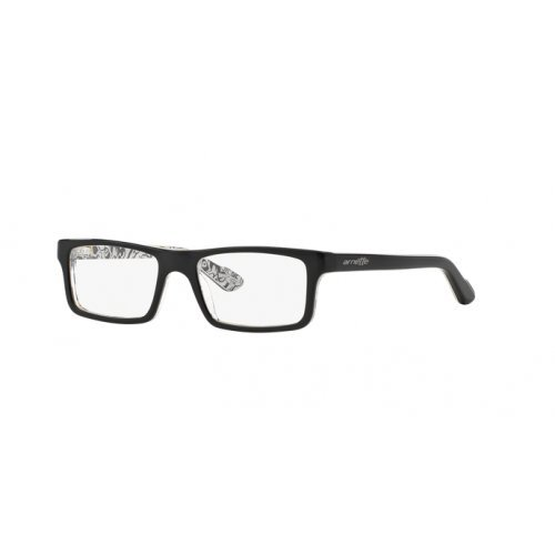 Arnette Lo-Fi (47) Mens Eyeglass Frames - Black on Graphics