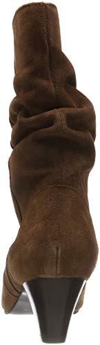 Buffalo Femme Wendoy Bottes Ante Taupe 86 00 Beige Hautes 1q1rZOCgwx
